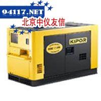 KDA12STA0应急电源发电机