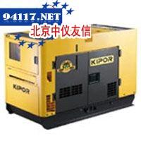 KDA13SS03应急电源发电机
