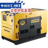 KDA9000STA03应急电源发电机