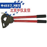LK-1000A棘轮式电缆剪