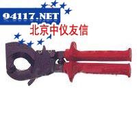 LK-300B棘轮式电缆剪