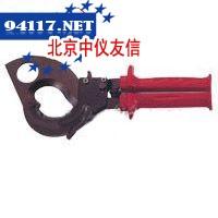 LK-530B棘轮式电缆剪
