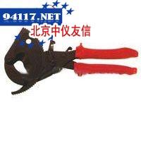 LK-760A棘轮式电缆剪
