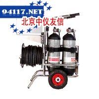 MS-L4移动式长管空气呼吸器