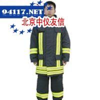 Nomex-Kevlar消防战斗服