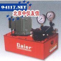 PT-20同步电动液压泵