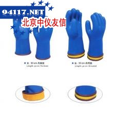 PVC958耐油防寒手套