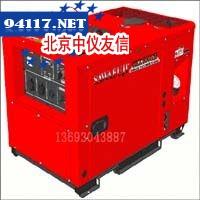 SHX8000Di100%真频静音柴油发电机
