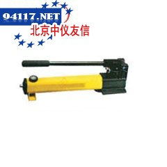 TY-141超高压手动液压泵