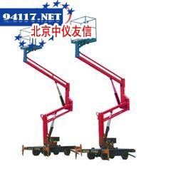 TY-GTY8曲臂式液压升降平台