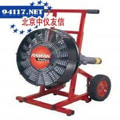 WF390水驱动涡轮排烟机