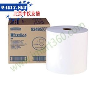 0156-00Kimberly-ClarkWYPALL* X60全能型擦拭布(大卷式,六层)低强度型