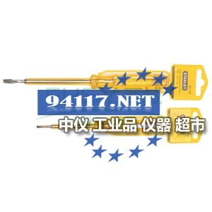 66-119-23史丹利测电螺丝刀100-500V,150mm