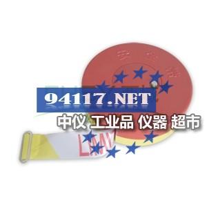PVC警示带注意施工(中文),红/白色