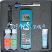 土壤酸度计PH3000 分辨率0.01PH