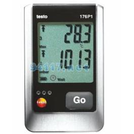 testo176P1温湿度及压力记录仪