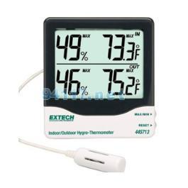 EXTECH 445713大数字室内室外温湿度计