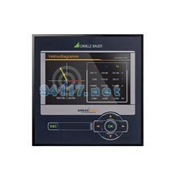 高清彩显多功能电量表SINEAX AM3000