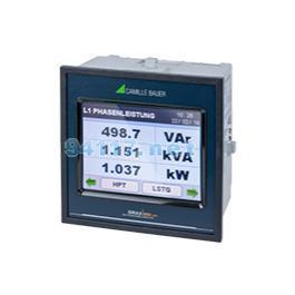 触摸彩显多功能电量表SIRAX MM1400
