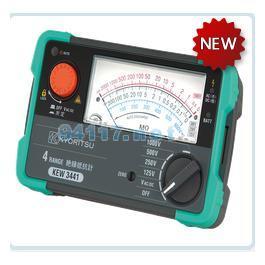绝缘电阻测试仪KEW3442