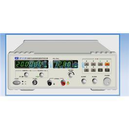SP1651型数字合成低频功率信号发生器