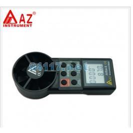 台湾衡欣 AZ8906便携式高精度风速仪 手持式数字风速计