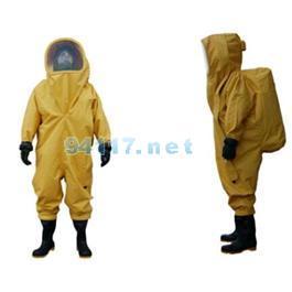 气体致密型化学防护服