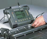 超声波探伤仪USM35x dac