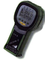 德国GMC GEOHMC  接地电阻测试仪价格优惠